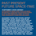 PAST PRESENT FUTURE SPACE-TIME